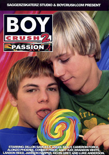 Boy Crush 2: Passion cover