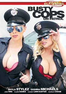 Busty Cops On Patrol cover