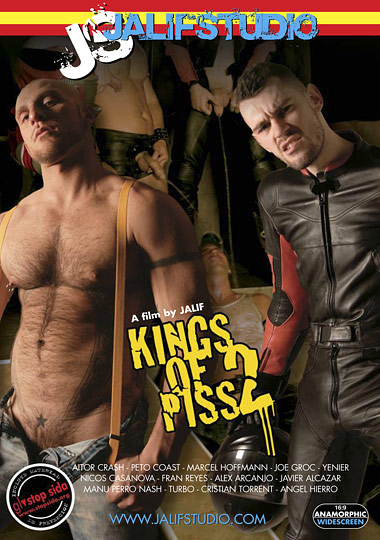 Kings Of Piss 2 cover