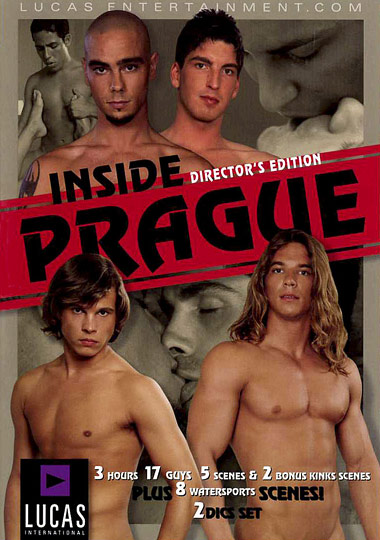 Inside Prague Cover Front