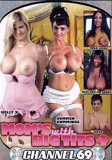 Mom's With Big Tits 4