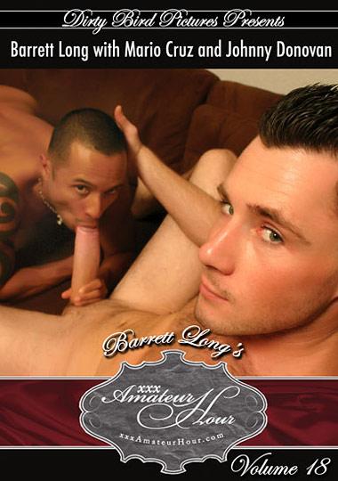 Barrett Long's XXX Amateur Hour 18 cover