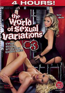 The World Of Sexual Variations 3