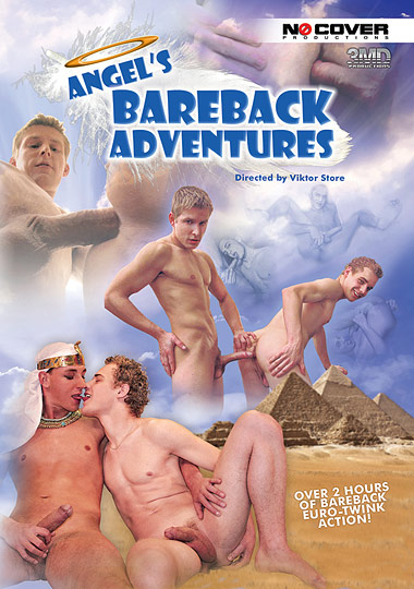 Angels Bareback Adventures cover
