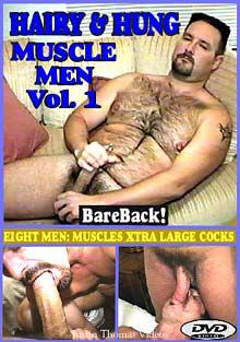 Justin's Best: Hairy And Hung Muscle Men