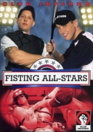 Move on up to the big leagues with the Fisting All-Stars, an athletic group of ass masters with more team spirit than you can shake your stick at! Evan Matthews leads this pack of fist-hungry bottoms and dominant top team players. Cheer these men on and off the field, as they work at playing hard. Get ready to cheer for your favorite Fisting All-Stars!