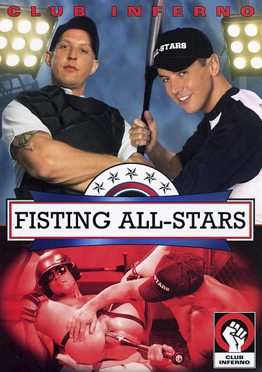 Fisting All-Stars Cover Front