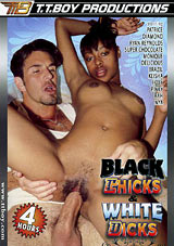 Black Chicks And White Dicks