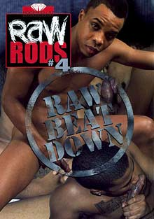 Raw Rods 4: Raw Beat Down cover