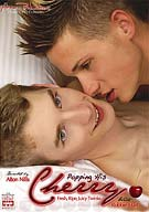 The subtitle of this gem: Fresh, Ripe, Juicy Twinks... is absolutely correct. Hot boys, who are hot for each other is what this movie is all about. The first scene features two cuties pretending to workout in a hotel gym, and quick as a wink, they're making out on a hotel room bed. The boys make out and trade blowjobs moaning and groaning. The camera cuts to them fucking and still making out. They pop while jerking off side-by-side, one of them shooting up to his own neck.