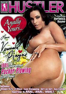Anally Yours...Love, Veronica Rayne