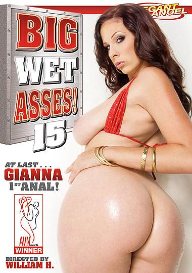 Big Wet Asses 15 cover