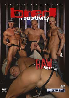 Gay Orgy GroupSex : Bred In Captivity!