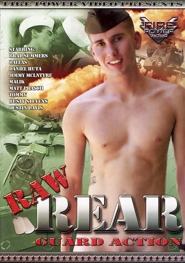 Raw Rear Guard Action Cena 6 Cover 1