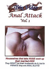 Adult Movies presents Anal Attack