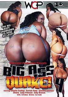 Big Ass Quake 4 cover