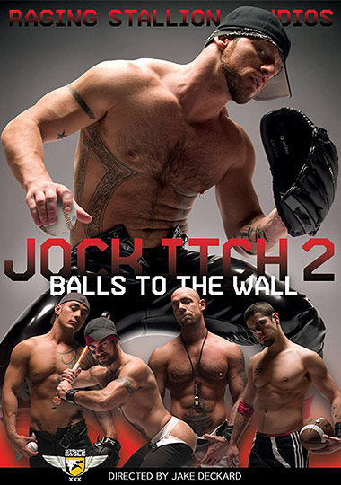 Jock Itch 2: Balls To The Wall cover
