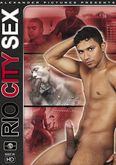Rio City Sex Cover Front
