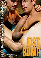 Gay Fisting - Fist Bump