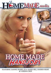 Homemade Couples : Home Made Handjobs!