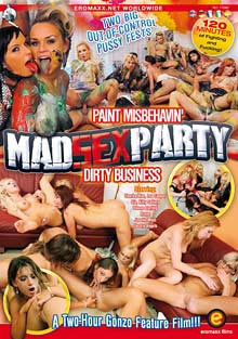 Mad Sex Party: Dirty Business
