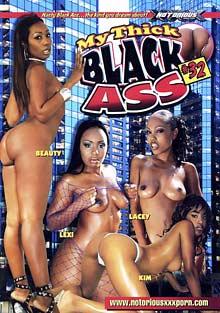 My Thick Black Ass 32