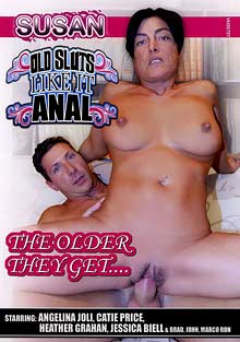 Old Sluts Like It Anal