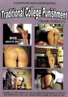 Traditional College Punishment 3