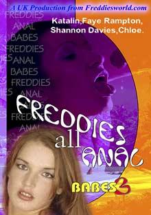Freddies All Anal Babes 3