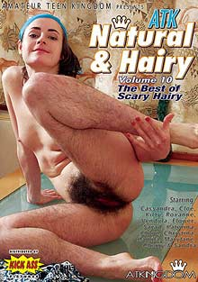 ATK Natural And Hairy 10 cover