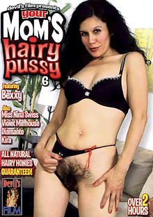 Your Mom's Hairy Pussy 6