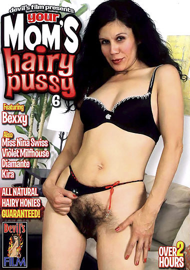 Your Mom's Hairy Pussy 6 cover