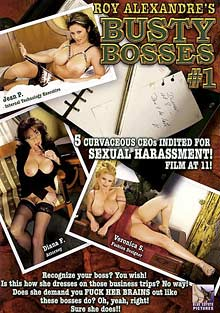 Roy Alexandre's Busty Bosses cover