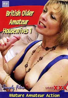 British Older Amateur Housewives cover