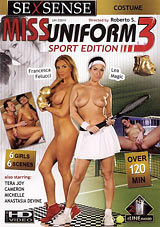 Adult Movies presents Miss Uniform 3: Sport Edition