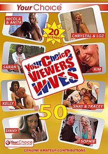 Viewers' Wives 50 cover