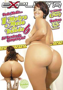 Hot Latinas : 1 Metro E Meio De Bunda 6!