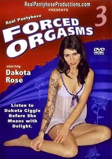 Real Pantyhose Forced Orgasms 3