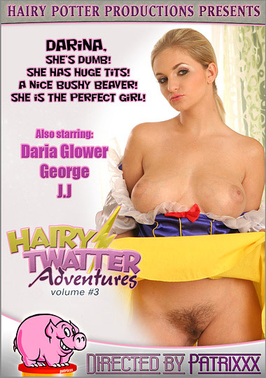Hairy Twatter Adventures 3 cover