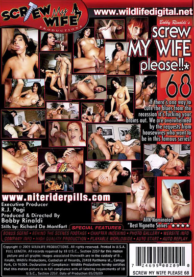 Me and wifes sex tapes