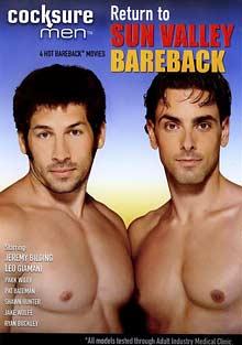 Return To Sun Valley Bareback cover