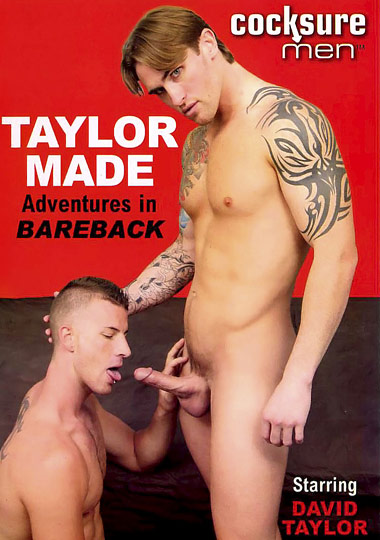 Taylor Made Adventures in Bareback Cena 4 Cover 1