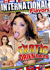Adult Movies presents Exotic Orientals
