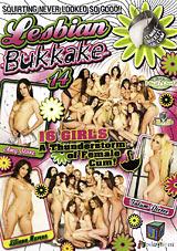 Lesbian Bukkake 14