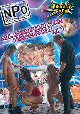 All Star Porn Star House Party