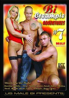 Bisexual Porn : Bi Creampie Adventures 7!