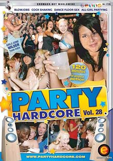 Party Hardcore 28 cover
