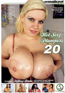 Hot Sexy Plumpers 20 cover
