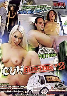 Cum Hunters 2 cover