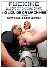 Fucking Machines: No Liquids Or Machines